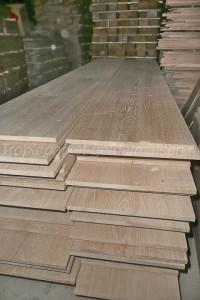 Geschaafd kwaliteits eiken hout