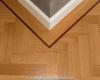 Randafwerking Visgraat met plint